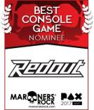 PAX Best Console Game Nominee - Redout