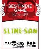 PAX Best Indie Game Nominee - Slime-San