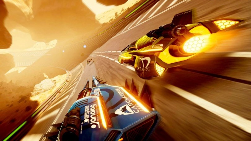 Switch Earliest Downloadable titles Fast RMX