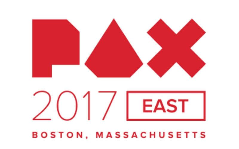 pax east 2017 logo
