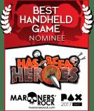 Best of PAX Nom handheld Has Been Heroes