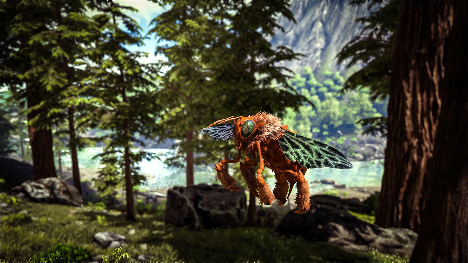 Ark Survival Evolved Update Brings New Music Creatures And Gear To Xbox One And Ps4 Marooners Rock If you get 3 daeodons near eachother, the healing rate gets increased for each individual daeodon, but having more than one active at once does nothing. ark survival evolved update brings new