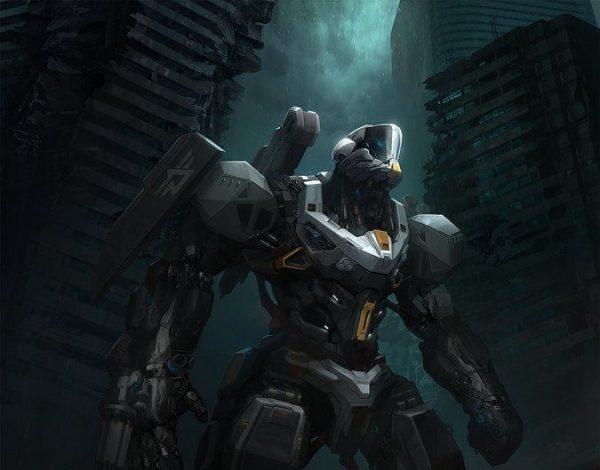 Archangel - Giant Mech Action in VR | Marooners' Rock