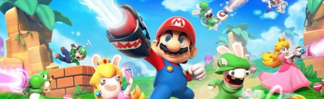 E3 2017 Hands-On: Mario + Rabbids Kingdom Battle