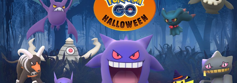 Pokémon GO Halloween Event Arrives This Week With The First Ruby & Sapphire Pokémon