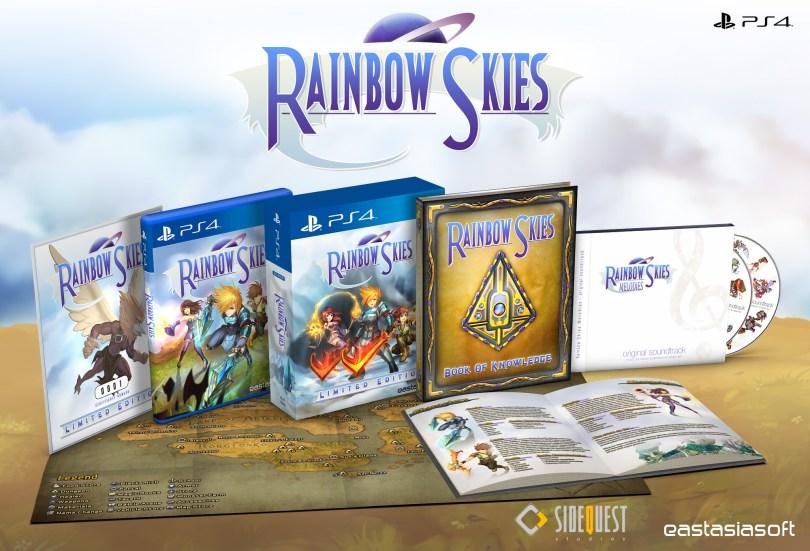 Rainbow Skies Limited Edition