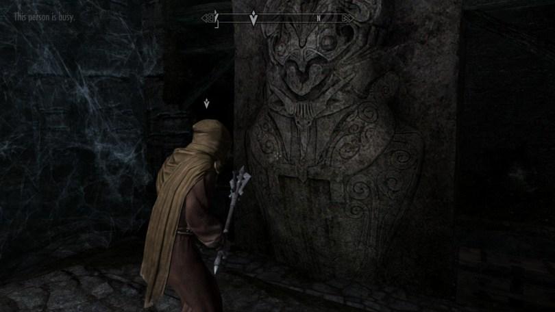 Skyrim Switch quest
