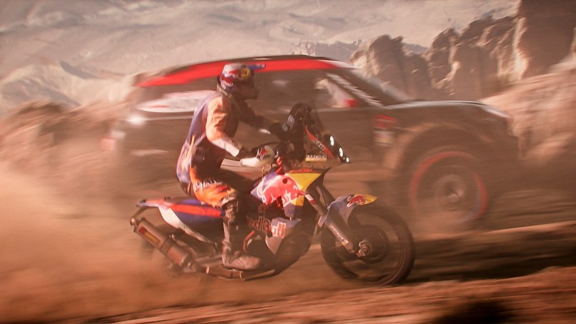 Dakar 18 Car and Motorcycle