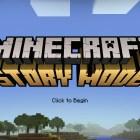 Minecraft Story Mode S1 Splash Screen