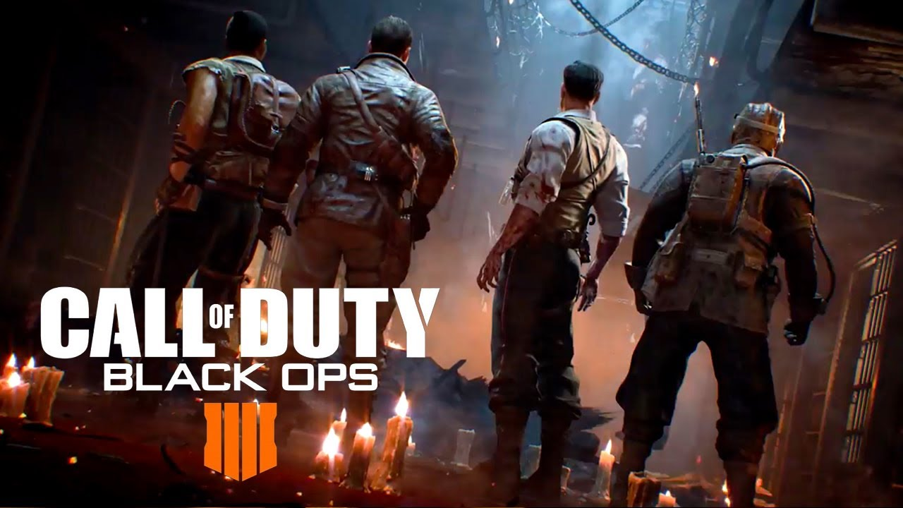 Maps Multiple Stops >> New Black Ops 4 Blood of the Dead Trailer | Marooners' Rock