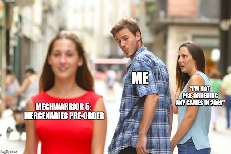 MechWarrior 5: Mercenaries Community Pre-Order Announced