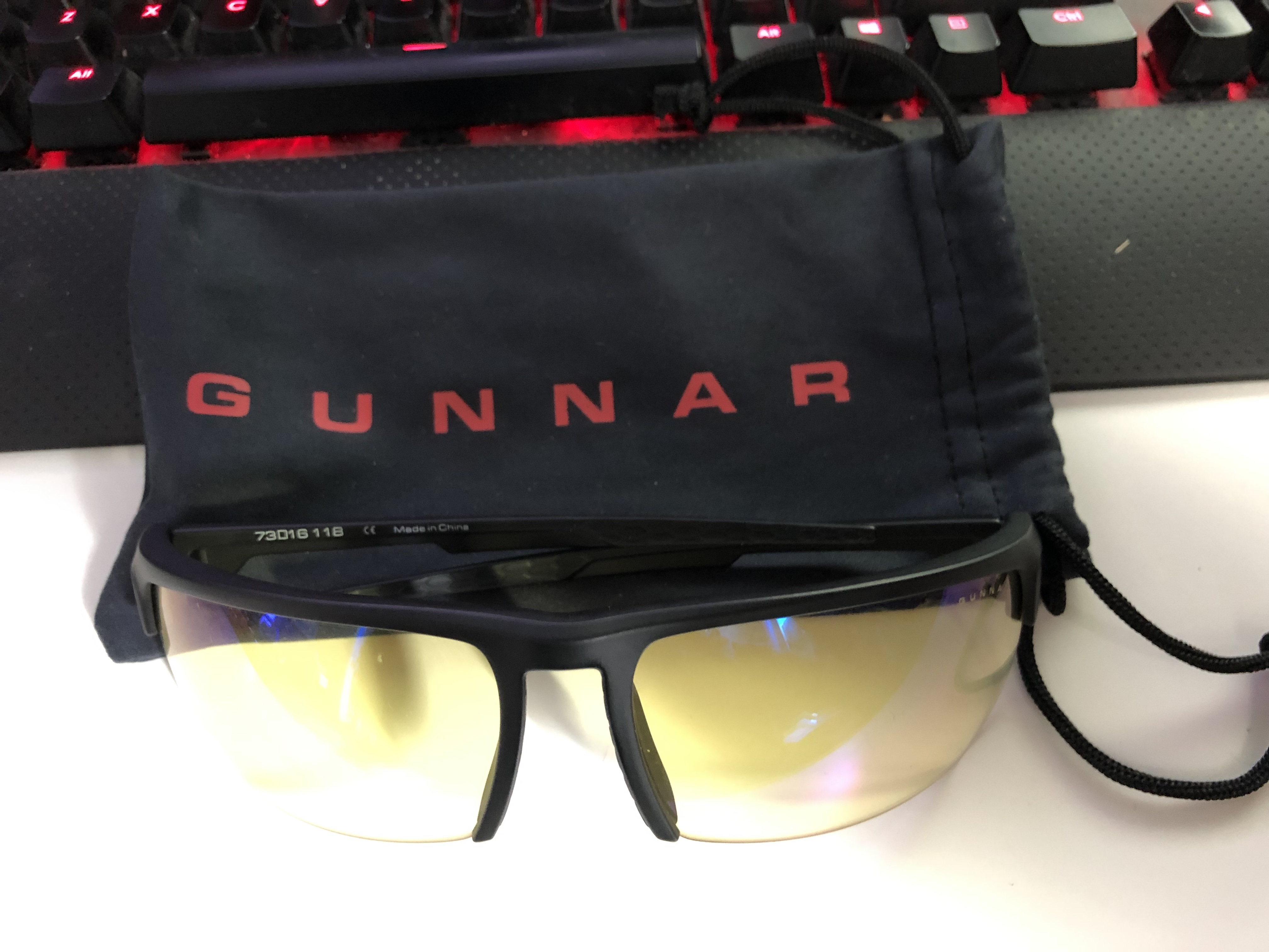 c0589b0371 Hardware Review - Torpedoes Inbound! Torpedo Gaming Glasses By ...