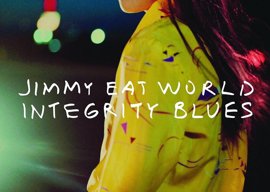 "NEW ALBUM RELEASE: ""INTEGRITY BLUES"" BY: JIMMY EAT WORLD"