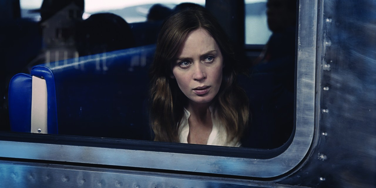 MOVIE REVIEW: GIRL ON THE TRAIN