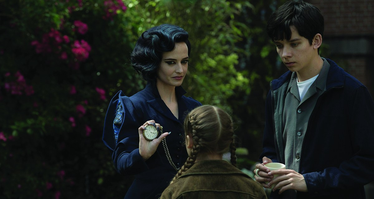 MOVIE REVIEW: MISS PEREGRINE'S HOME FOR PECULIAR CHILDREN