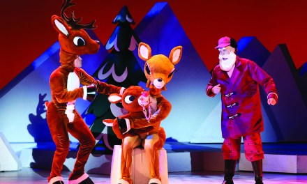 RUDOLPH @ RUDDER THEATER