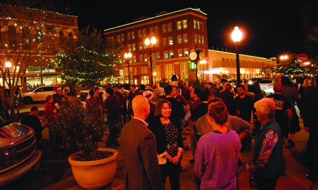 First Friday at Downtown Bryan