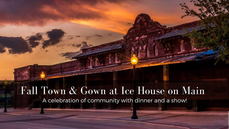 Fall Town & Gown at Ice House on Main, Mays Business School - Maroon ...