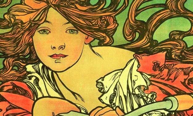 "MSC Forsyth: ""Alphonse Mucha: Master of Art Nouveau"""