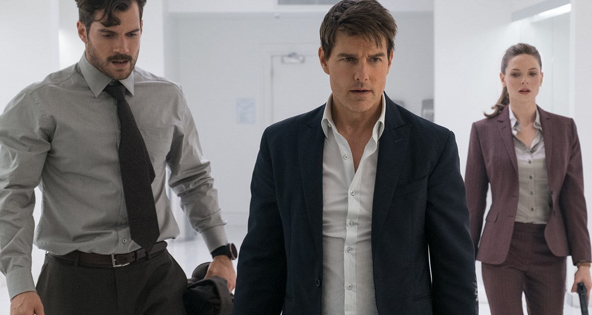 Movie Review Mission: Impossible – Fallout