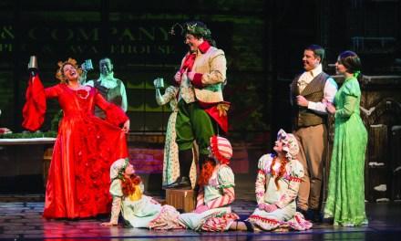 "Blinn Performing Arts Series presents Charles Dickens' ""A Christmas Carol"""