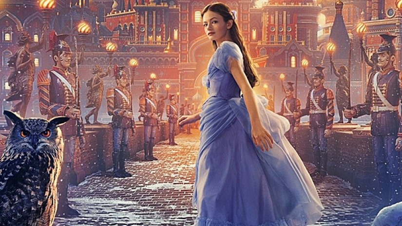 """Movie Review: """"The Nutcracker and the Four Realms"""""""