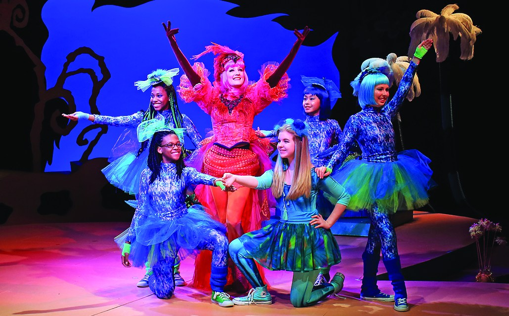 """The Theatre Company Presents: """"Seussical"""""""