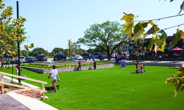Century Square: On the Green
