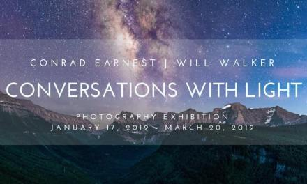 Conversations With Light Exhibit: A Picture is Worth A Thousand Words