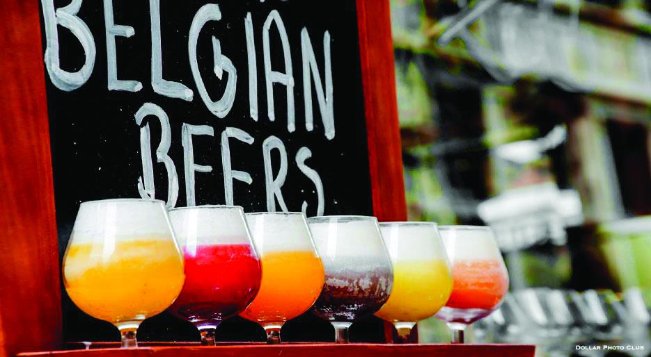 Belgian Beer Class