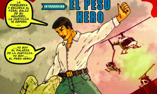 Border Stories Told Through Comic Art