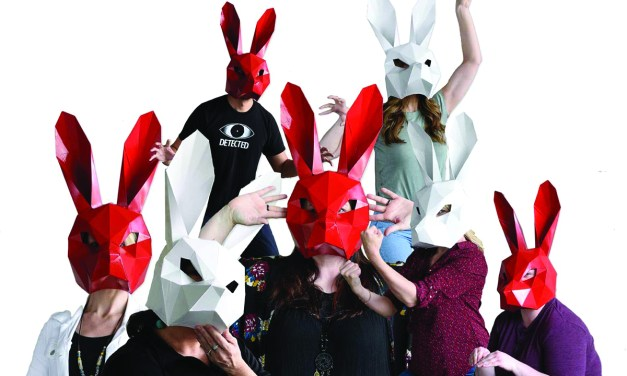 White Rabbit, Red Rabbit: StageCenter Theatre