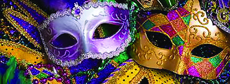 Messina Hof's Mardi Gras Mayhem Murder Mystery Dinner
