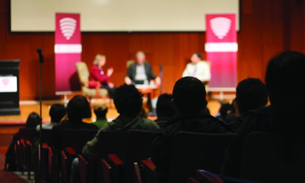 Suffering, Science, & Snapchat: Christian Faculty Network's Veritas Forum 2019