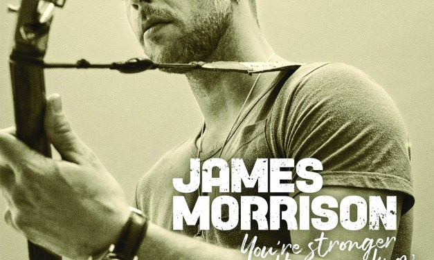 """Album Review: """"You're Stronger Than You Know"""" by James Morrison"""