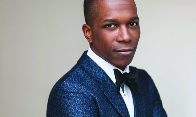 An Evening with Leslie Odom, Jr