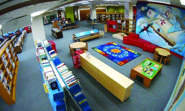 Spring Book Sale at Mounce Public Library