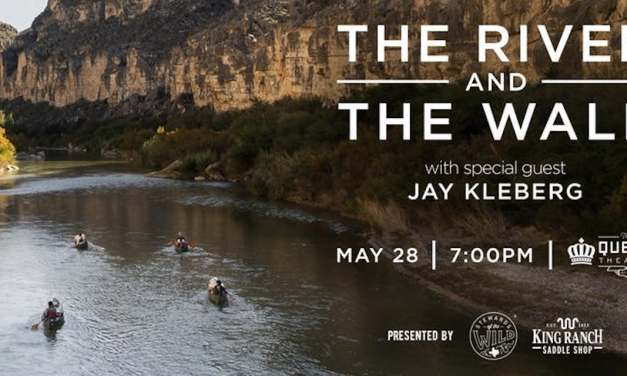 """The River and the Wall"" at Queen Theatre"