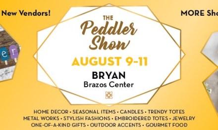 Shop 'Til You Drop At The Peddler Show