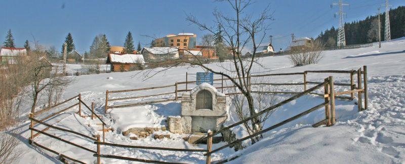 Izvorul Mureșului - izvorul turistic