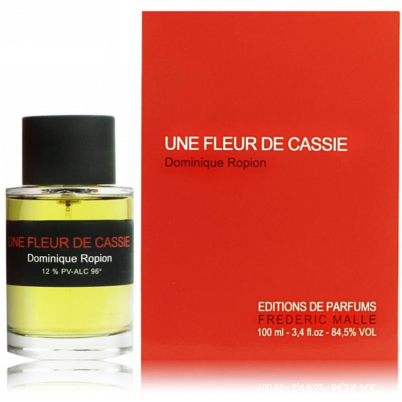 UN Fleur de Cassie din Frederic Malle