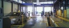Itv. Interior de unas instalaciones.