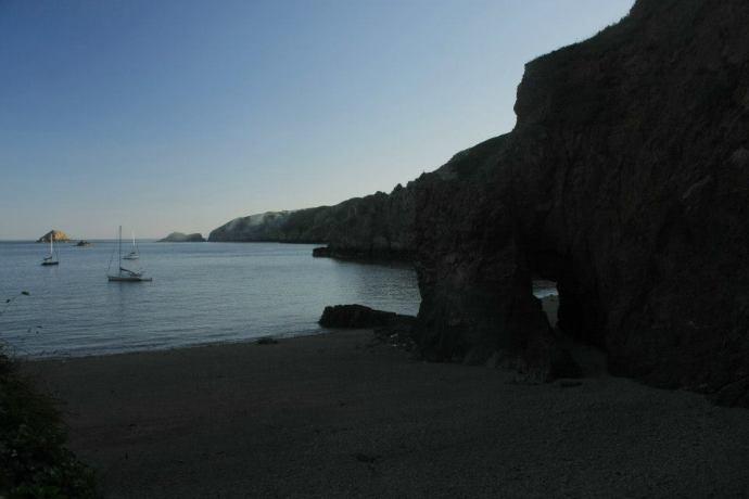 dixcart Bay (Serk)