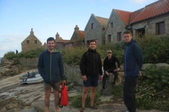 Île Maitresse des mainquiers: la bourgade des ermites!