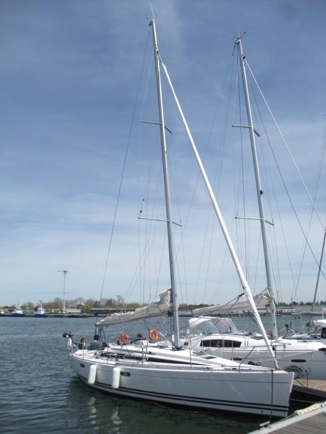Notre bateau: un SunFast 36