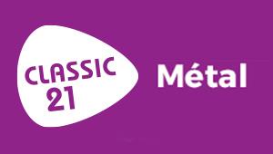 Classic 21 Metal (RTBF)