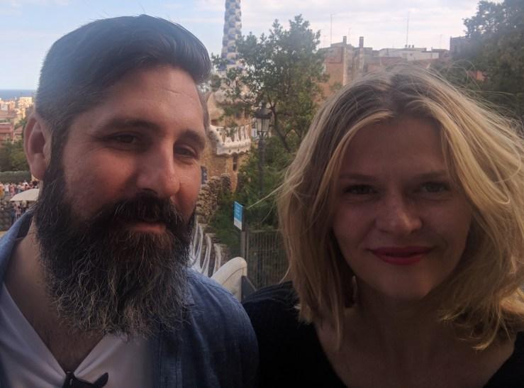 Russ Fischer and Katie Hasty