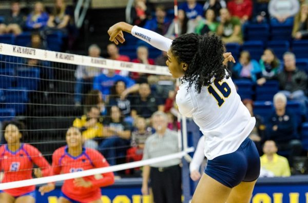Volleyball eliminated from NCAA Tournament – Marquette Wire