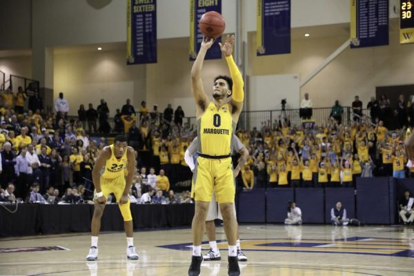 Projecting Marquette basketball's 2018-'19 team ...