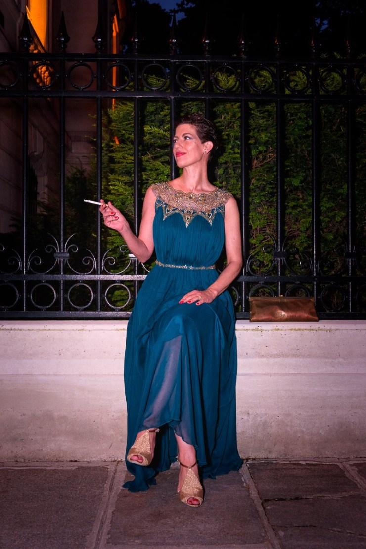 Marquis Paris : Robe de Soirée